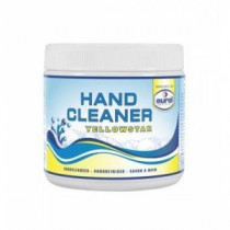 Eurol© Handcleaner yellowstar 600ml of 4.5L