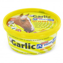 Horslyx Mini Garlic geel