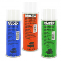 Merkspray Raidex rundvee/varkens 400ml div. kleuren